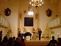 2012-05-11 Hannover im Wort Lieder aus Leid (00) Jardena Flückiger Jonathan de la Paz Zaens Stéphan Aubé.jpg