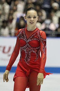 2012 ISU World Team Trophy Adelina SOTNIKOVA2.jpg
