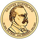 Grover Cleveland – Dollar