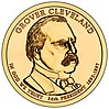 Cleveland 2nd Term dollar