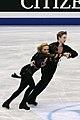 2012 WFSC 02d 359 Lesia Valadzenkava Vitali Vakunov.JPG