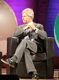 2013 Global Conference at Unesco Vincent Bolloré.JPG