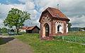 2014 Ścinawka Dolna, kościół św. Jakuba, kaplica 02.jpg
