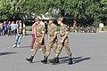 2014 Erywań, Żołnierze na Placu Wolności.jpg