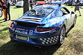 2014 Porsche 911 991 Police Promotional Car (16072505143).jpg
