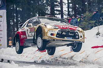 Power stage - Image: 2014 rally sweden by 2eight dsc 0977