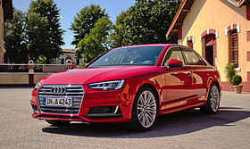 Audi A4 Wikipedia The Free Encyclopedia