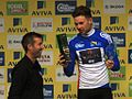 2015 Tour of Britain - winner Points Competition Owain Douall.JPG