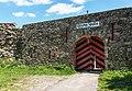 2016 Twierdza Srebrna Góra, fort Wysoka Skała 7.jpg