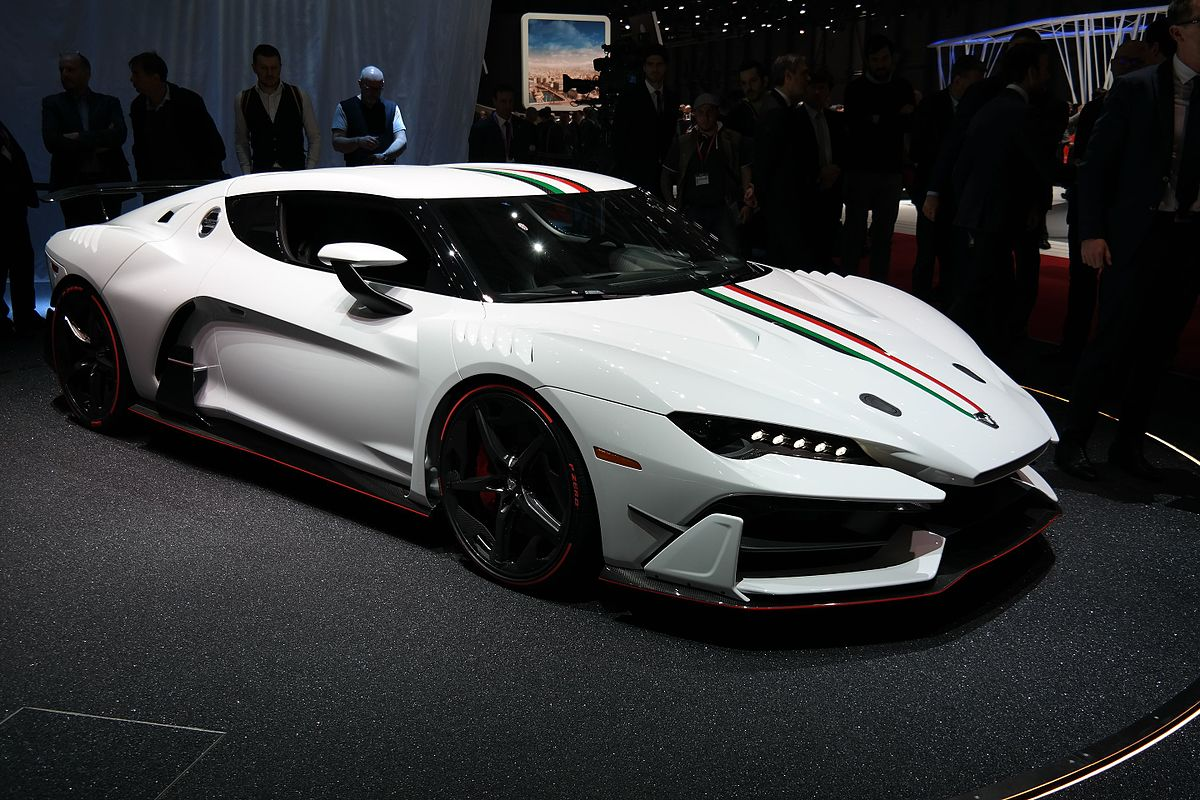 Italdesign Zerouno - Wikipedia