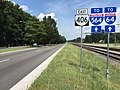 2017-07-12 15 06 48 View east along Virginia State Route 406 (Terminal Boulevard) at Diven Street in Norfolk, Virginia.jpg