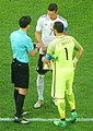 2017 Confederations Cup - Final - Mazic, Draxler and Bravo before the match.jpg