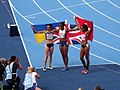 2017 European Athletics U23 Championships, 200m women final17 15-07-2017.jpg