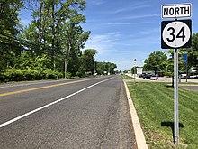 New Jersey Route 34 - Wikipedia