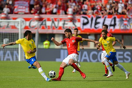20180610 FIFA Friendly Match Austria vs. Brazil Jesus Dragovic 850 2058.jpg