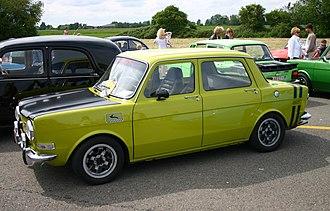 Simca 1000 - Simca 1000 Rallye 2