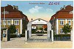 22126-Meißen-1922-Polizeischule in Zaschendorf, Haupteingang-Brück & Sohn Kunstverlag.jpg