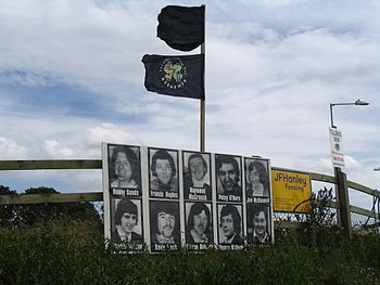 25th commemoration of 1981 Irish hunger strike.JPG