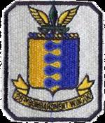 28th Bombardment Wing - B-36 - Emblem