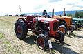 3ème Salon des tracteurs anciens - Moulin de Chiblins - 18082013 - Tracteur Nuffield - droite.jpg