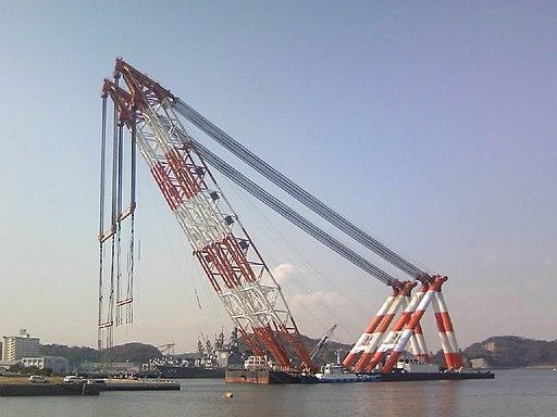 3000t浮きクレーン (429388070)