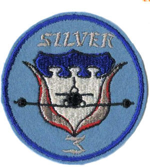 Greenville Air Force Base (Mississippi) - Emblem of the 3505th Pilot Training Wing (ATC)