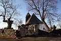 3743viki Kościółek z cmentarzykiem w Obórkach. Foto Barbara Maliszewska.jpg