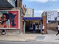 3 Shepherd's Bush Market station entrance 2020.jpg