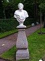 4221. Peterhof. Bust of an unknown woman.jpg
