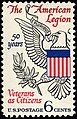 50th Anniversary American Legion 6c 1969 issue U.S. stamp.jpg