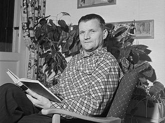 1993 in Norway - Osvald Harjo