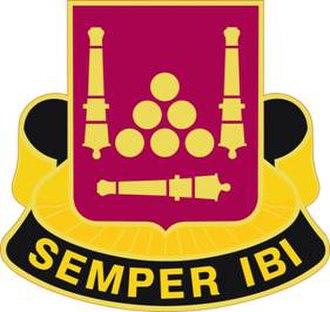 52nd Ordnance Group (EOD) - Image: 63 Ord Bn DUI