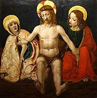 7650 - Maestro di san Rocco a Pallanza - Pietà - Museo del Paesaggio (Verbania) - Foto Giovanni Dall'Orto, 8-Jan-2012.jpg