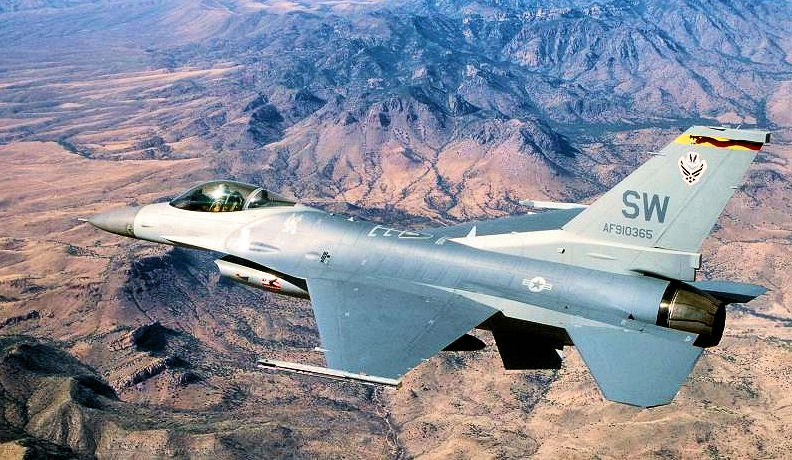 78th Fighter Squadron - General Dynamics - General Dynamics F-16C Block 50D Fighting Falcon 91-0365