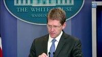 File:8-1-11- White House Press Briefing.webm