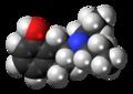 8-OH-DPAT molecule spacefill.png