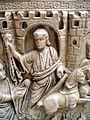 8720 - Roma, museo civiltà Romana - Sarcofago di Stilicone - Foto Giovanni Dall'Orto 12-Apr-2008.jpg