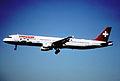 98az - Swissair Airbus A321-111; HB-IOH@ZRH;19.06.2000 (5362896899).jpg