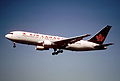 98bc - Air Canada Boeing 767-233ER; C-FBEM@ZRH;19.06.2000 (5398303950).jpg