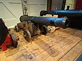 9 pdr Blomefield Cannon 1787 (49575960091).jpg