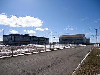 Rimouski Aerodrome