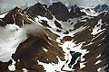 A055, Katmai National Park, Brooks Falls, Alaska, USA, mountains, 2002.jpg