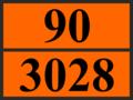 ADR90 UN3028 Marine diesel oil.png