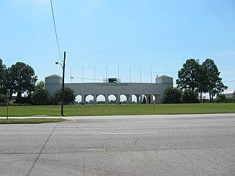 A. J. McClung Memorial Stadium - A. J. McClung Memorial Stadium