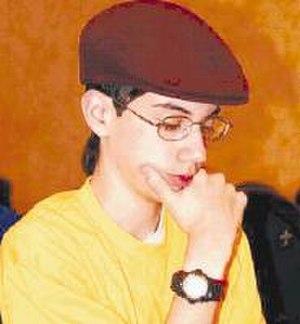 Alejandro Ramírez (chess player) - Alejandro Ramírez