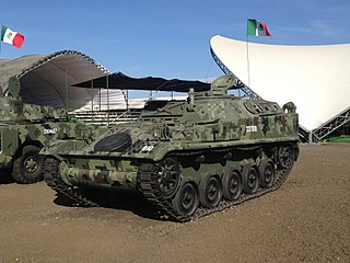 AMX-VCI Armored personnel carrier