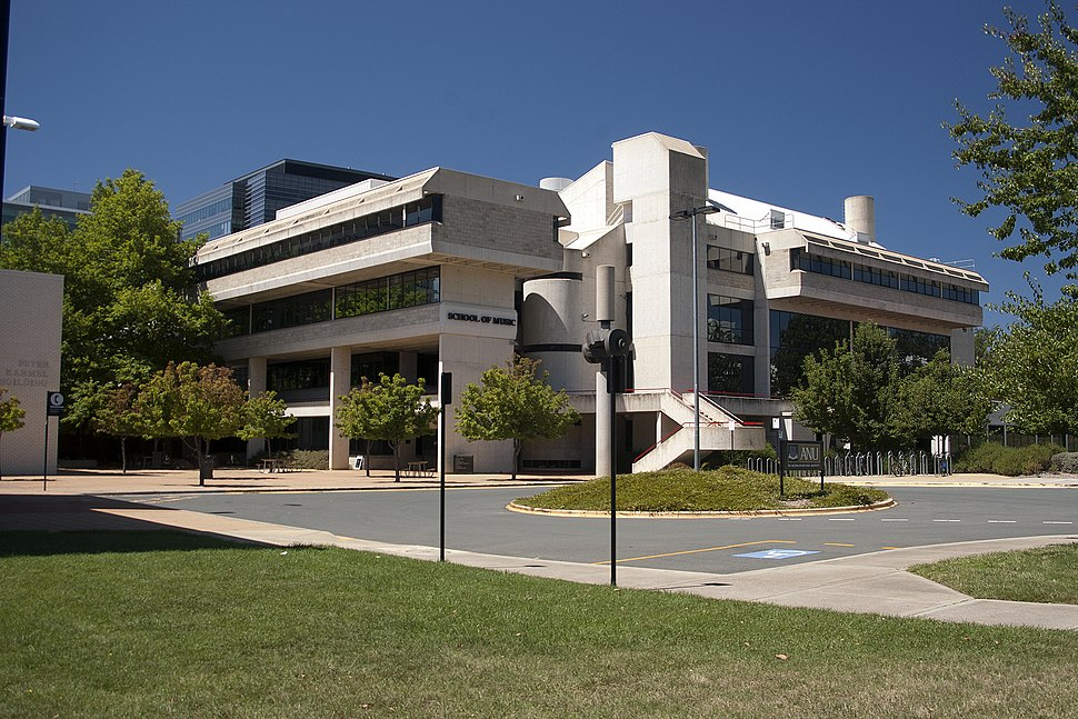 ANU School of Music, LLewellyn Hall