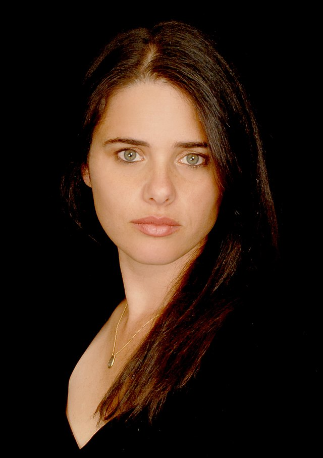 Proche-Orient - Page 3 640px-AYELET_SHAKED