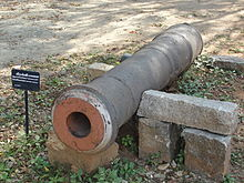 A British Period Cannon.JPG