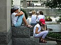 A City is a great place for People Watching 25 (4824764313).jpg